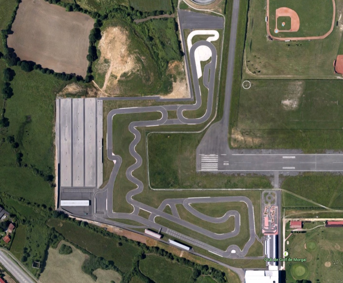 Circuito Fernando Alonso Oviedo : Fernando alonso inaugura su circuito museo en la morgal u arte motor