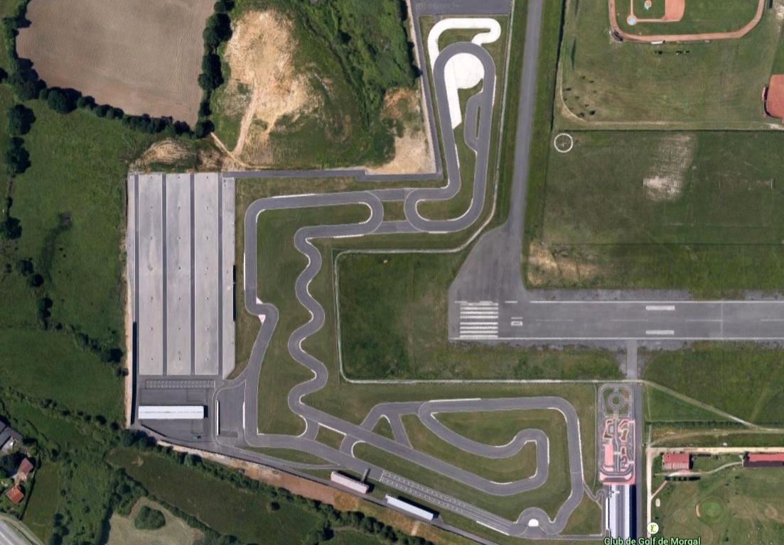 Circuito Fernando Alonso : Fernando alonso inaugura su circuito museo en la morgal u2013 arte motor
