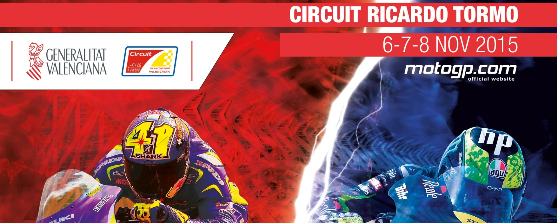 23c02fc185e Previo y horario del Gran Premio Motul de la Comunitat Valenciana ...