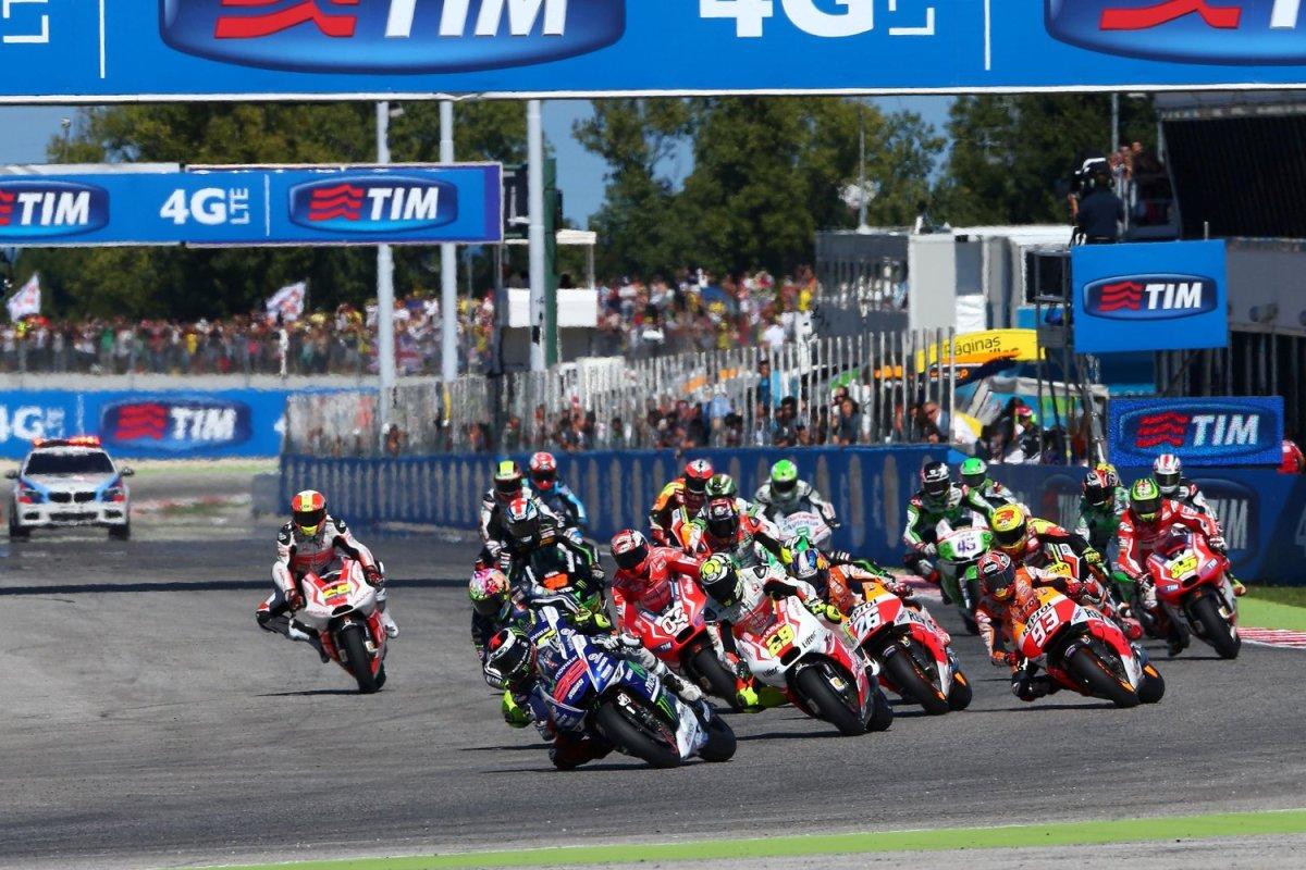 Ya puedes descargar la guía del Mundial de Moto GP 2016