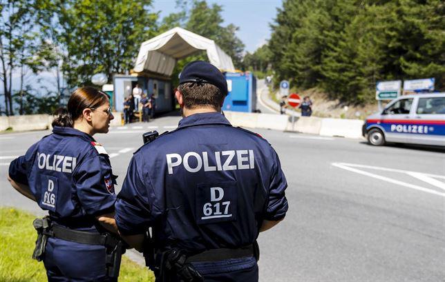 austria policia
