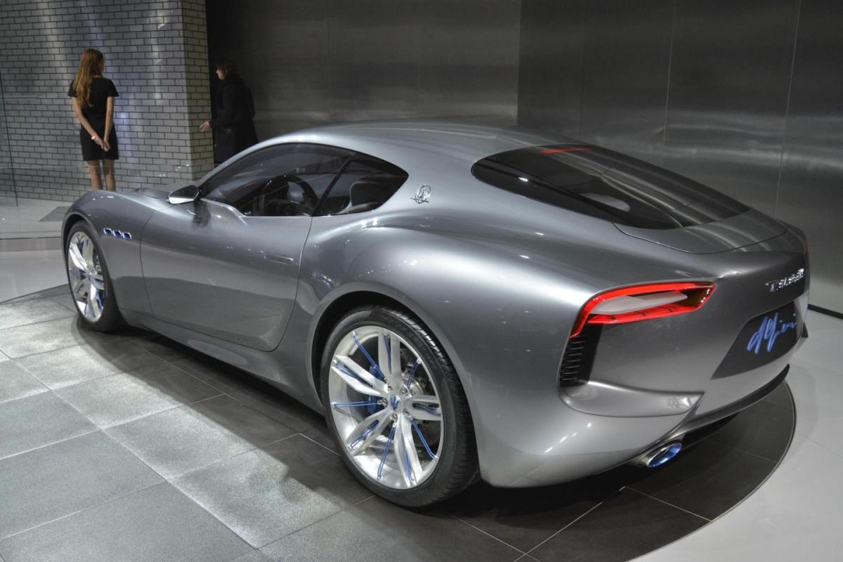 6 cosas que seguramente no conocías sobre Maserati