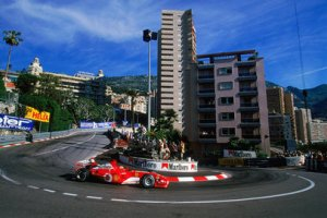 Michael Schumacher Mónaco