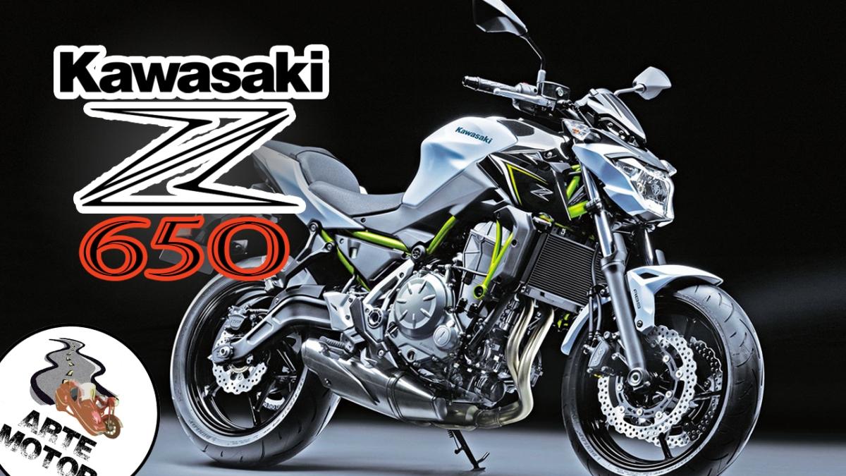 Nueva Kawasaki Z650, review en profundidad
