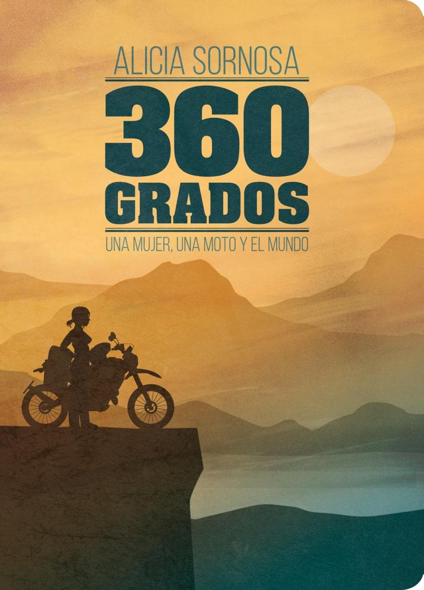 360 grados, el nuevo libro de Alicia Sornosa