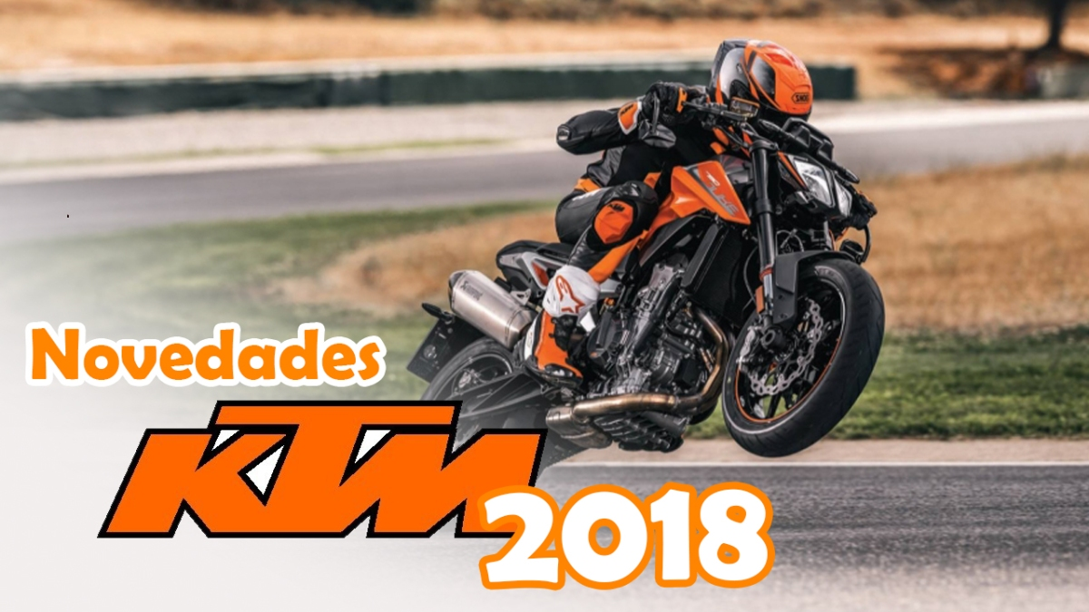 KTM 2018
