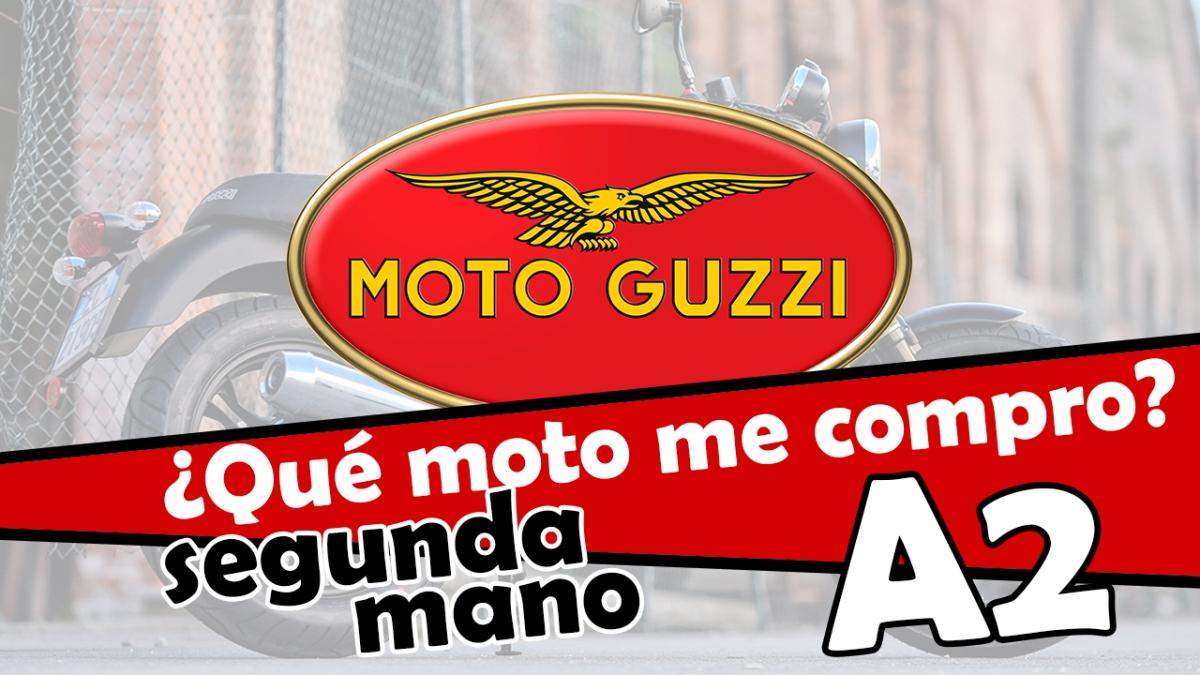 Las mejores Moto Guzzi de segunda mano para el A2