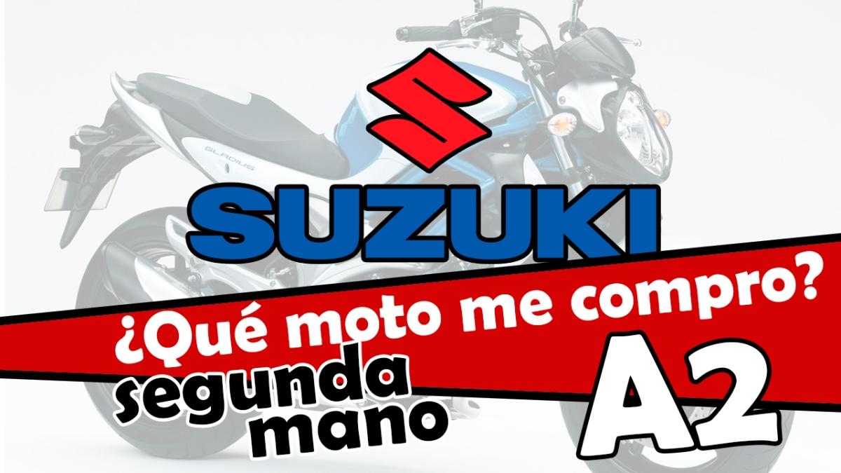 Las mejores Suzuki de segunda mano para el A2