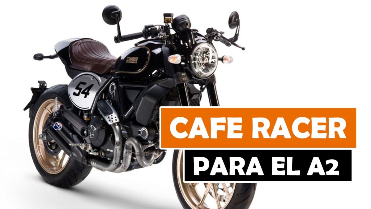 LAS MEJORES MOTOS SCRAMBLER Y CAFÉ RACER PARA EL CARNET A2 DE 2018
