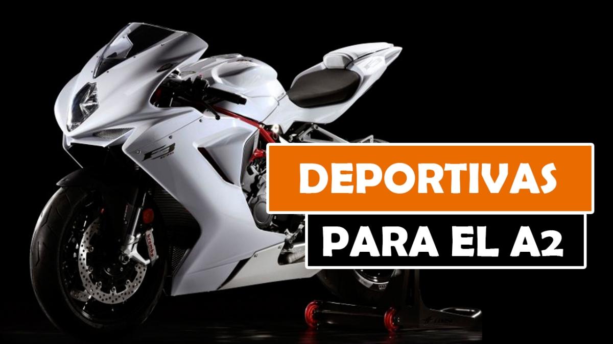 LAS MEJORES MOTOS DEPORTIVAS PARA EL CARNET A2 DE 2018